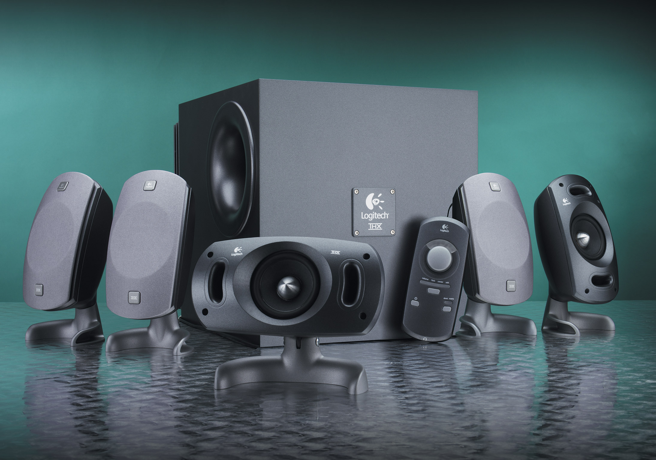 Logitech products showcase