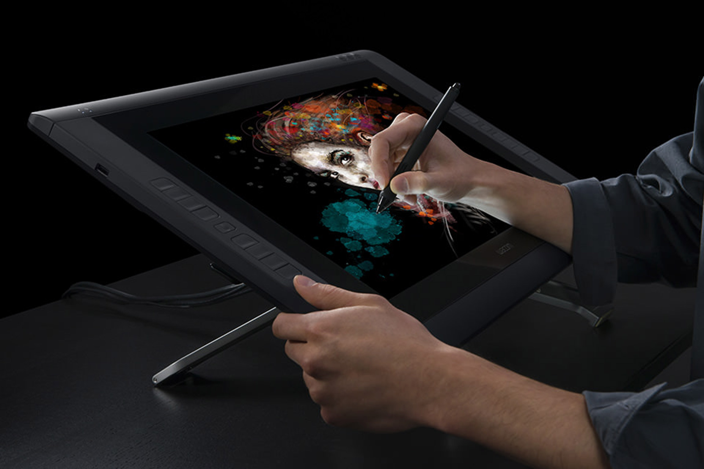 Wacom products showcase